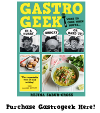 Purchase Gastrogeek Here